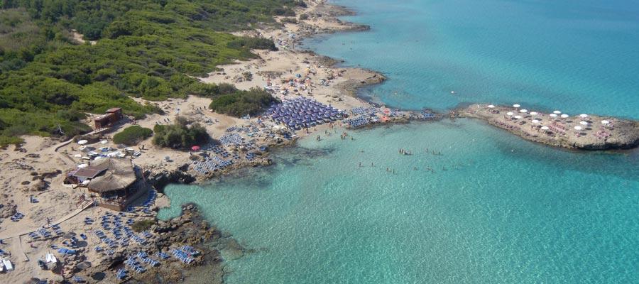 Gallipoli e le sue spiagge