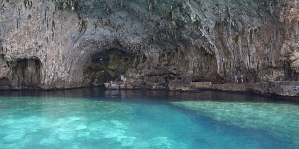 La grotta Zinzulusa
