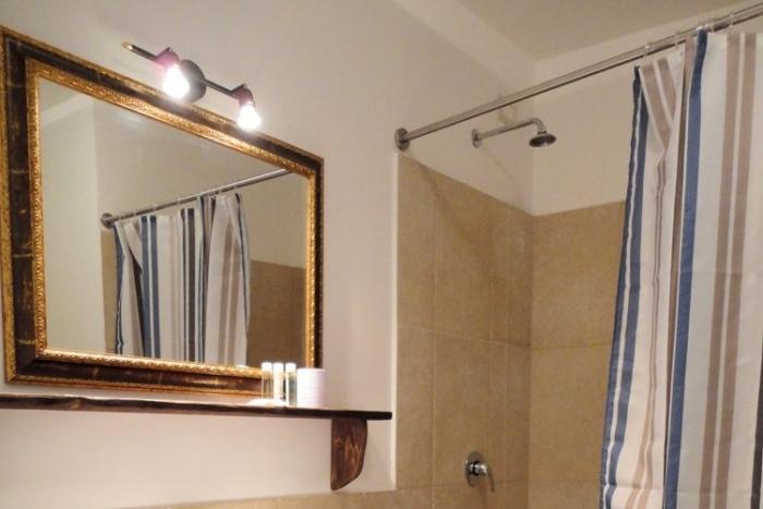 appartamento per 4-5 persone, bagno